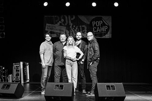 PopCamp Live-Audit 2017 Jury